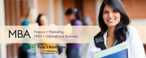 MBA course in tula's