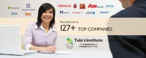 placement in tulas
