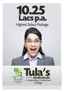 Max packages in tulas