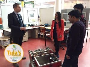 india's first robotics lab