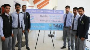 Campus Placement Drive For ME Branch 2017
