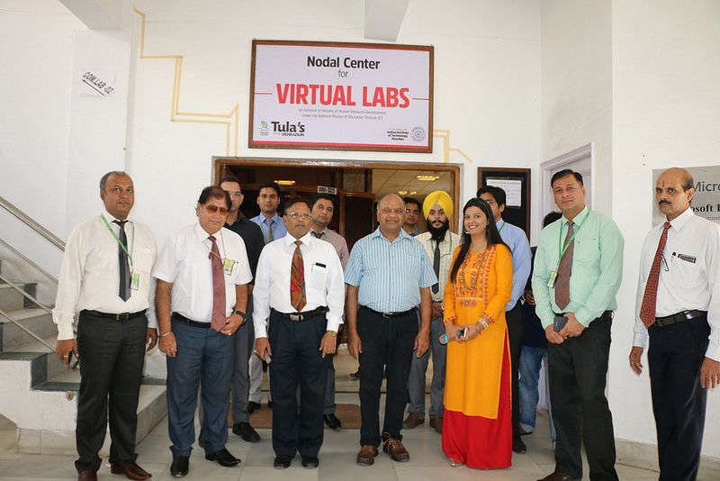 tulas virtual lab