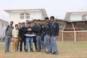 Students of Tula's Institute at Utkrisht 2017