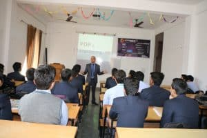 PDP engineering workshop at TI