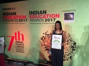 Tula's Institute recognised as 'Institute with Best Placement'