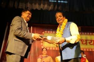 "Tula's Institute organized ""Kavya Sandhya"" on 23rd March 2017."