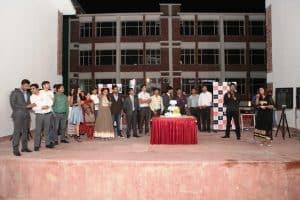 alumni meet at Tula's Institute