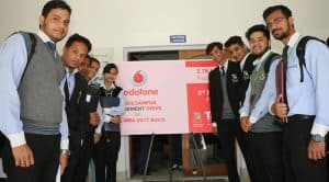 Campus Placement Drive of VODAFONE on 03 Mar 2017 for MBA and BBA @ Package 2.76 LPA