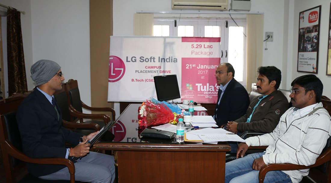 LG Soft India Placement 21st January 2017