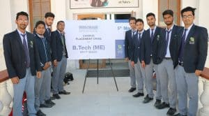 Campus Placement Drive of Sunbeam Auto Pvt. Ltd on March 05, 2017 for B.Tech Mechanical Engineering