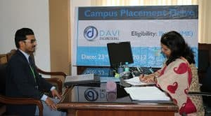 Davi Placement 23rd January 2017