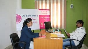 LG Soft India placement drive for B.Tech (CSE/ECE) @ Package 5.29LPA