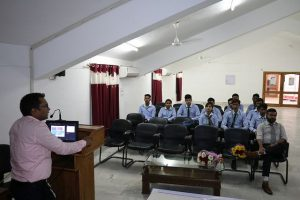 Campus Placement Drive of Schindler