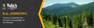 bsc Forestry dehradun
