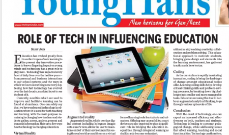 Technology Influencing Education