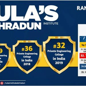 Tula's Institue has been ranked 32