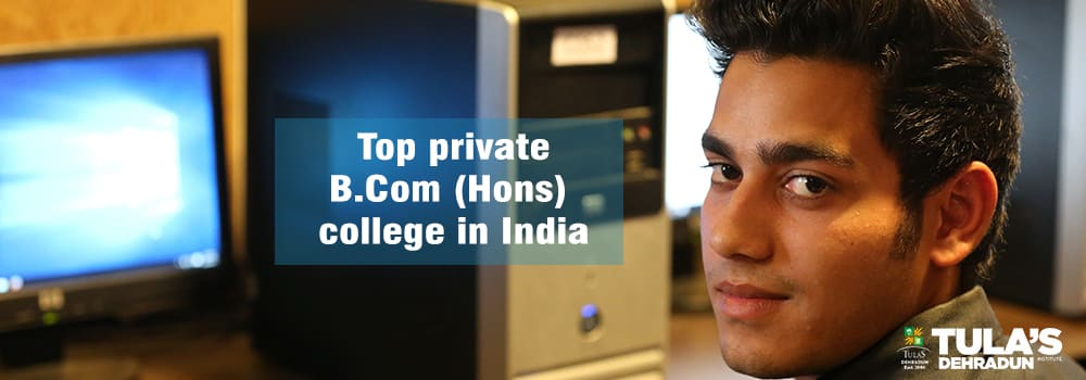 Top Private B.Com (Hons) college in India