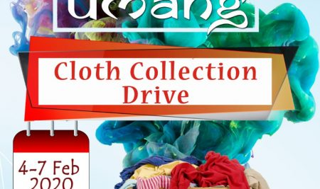 Cloth Collection Drive