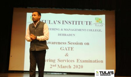 Awareness Session on Gate & Engineering services Examination
