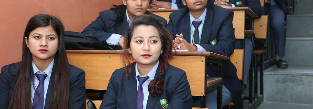 Best Dehradun BBA College
