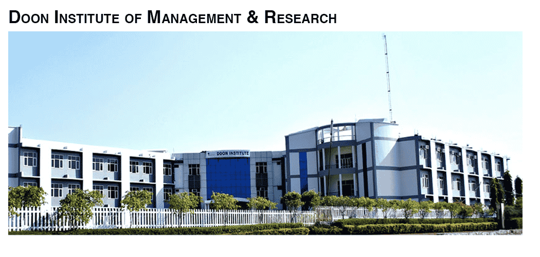 Doon Inst. of Mgmt. & Research